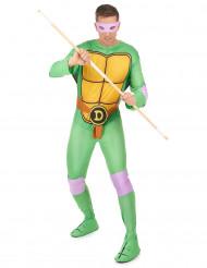 Travestimento classico da Donatello™ delle Tartarughe Ninja™ per adulto
