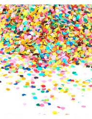 Sacchetto da 100 gr di coriandoli di vari colori