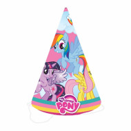 8 Cappellini per feste My Little Pony™