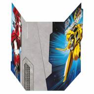 Confezione da 6 Cartoncini d'invito Transformers™