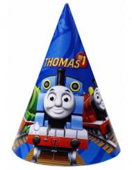 6 cappellini per festa di compleanno de Il trenino Thomas™