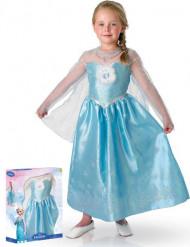 Costume deluxe per bambina da Elsa Frozen™ con cofanetto