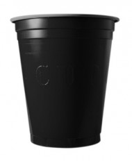 20 bicchieri Original Cup™ di colore nero