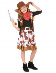 Costume da cowboy per bambina