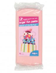 Pasta da zucchero senza glutine rosa 250 g