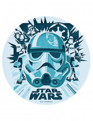 Disco di zucchero 16cm Star Wars™