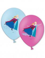 Confezione 6 palloncini Frozen - Il Regno di ghiaccio™