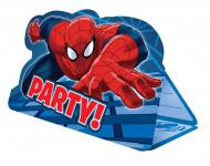 Set di 8 biglietti d'invito Spiderman™