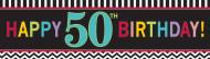 Striscione 50 anni Celebrate