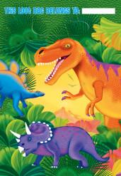 8 Sacchetti regalo Dino Party