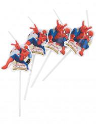 6 cannucce supereroe Spiderman™