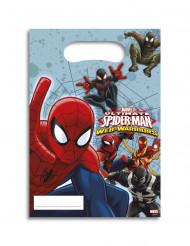 6 bustine per sorprese Spiderman™