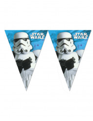 Ghirlanda Star Wars™ con gagliardetti