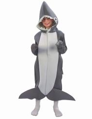 Travestimento da squalo per bambino