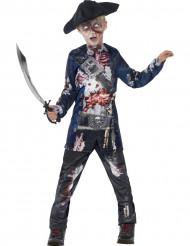 Costume da pirata zombie per bambino