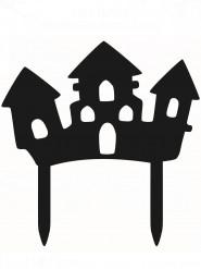 Decorazione per torte a forma di casa stregata