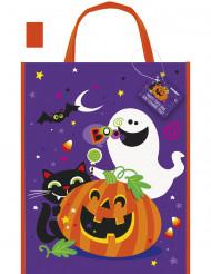 Busta per caramelle o dolcetti Happy Halloween