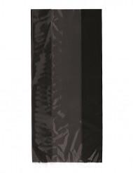 30 bustine regalo di plastica di colore nero