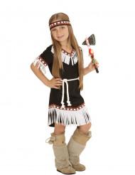 Travestimento da indianina per bambina
