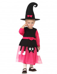 Costume da strega per neonato Halloween c22384a76289