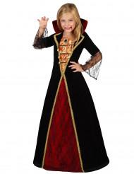 Travestimento da vampiro per bambina Halloween