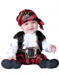 Travestimento da pirata per neonato