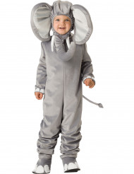 Costume da elefantino per bimbo