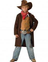 Costume Cowboy per bambino <br />- Premium