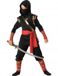 Costume ninja per bambino <br />- Premium