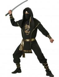 Travestimento Ninja Premium per uomo
