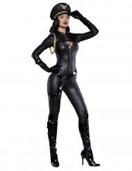 Costume Capitano sexy donna della serie Premium
