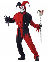 Travestimento Joker pazzo per adulto