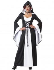 Abito da donna per costume medioevale