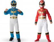Cofanetto 2 costumi bambino Power Rangers™