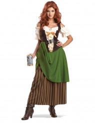 Costume per donna da bavarese