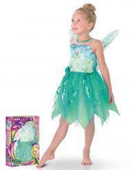 Costume da bambina Trilli Pixie con ali e cofanetto