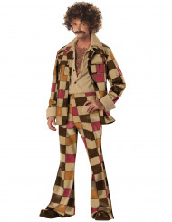 Costume a tema Disco Boogie per uomo