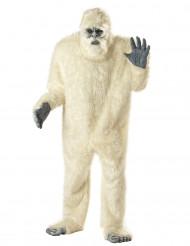 Costume adulto da Uomo delle nevi