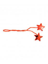 4 portatovaglioli stella rossa