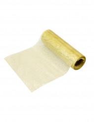 Nastro oro metallizzato 5 m X 10 cm