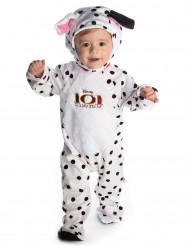 Costume dalmata La carica dei 101™ neonato