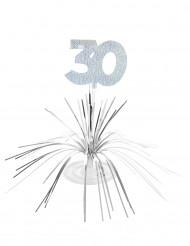 Centrotavola per festeggiare i 30 anni
