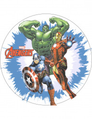 Decorazione torta Avengers™
