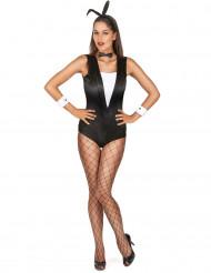 Costume da donna sexy coniglietta Carnevale