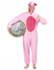 Costume da maiale per donna