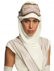 Maschera con cappuccio di Rey <br />- Star Wars™ da adulto