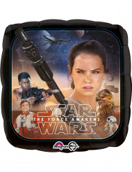 Palloncino quadrato di alluminio Star Wars VII™