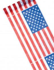 Runner da tavolo bandiera USA