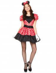 Travestimento Miss Mouse per donna