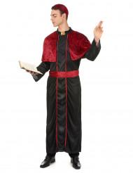 Costume da vescovo per uomo